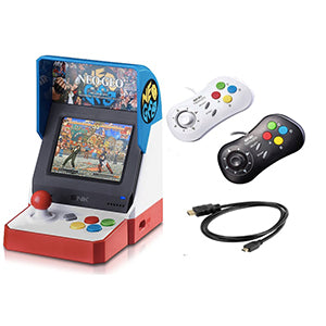 NEOGEO Mini American Version Pro Player Pack