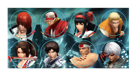 SNK Arcade Stick Pro Button Stickers - King Of Fighters