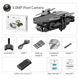Drone 4k HD Wide Angle Camera 0.3MP/5.0MP/4K HD Cameras Mini Drone