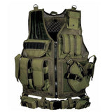 Army Shooting Tactical Equipment Military Molle Vest