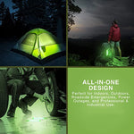 20*150Mm 6 Inch Walking and Hiking Camping SOS Gear Survival Tool Kit Outdoor Military Equipment