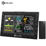 DIGOO DG-TH8988 LCD Color Weather Station