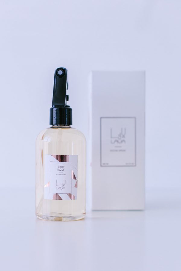 Lava Moments Oud Rose Room Spray