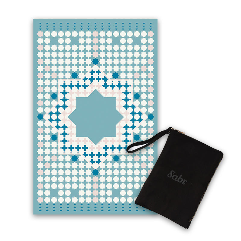 Sabr Marrakesh Prayer Mat