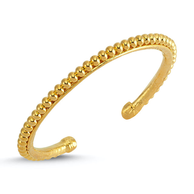 Sup Others Bubble Hard Bracelet - Gold
