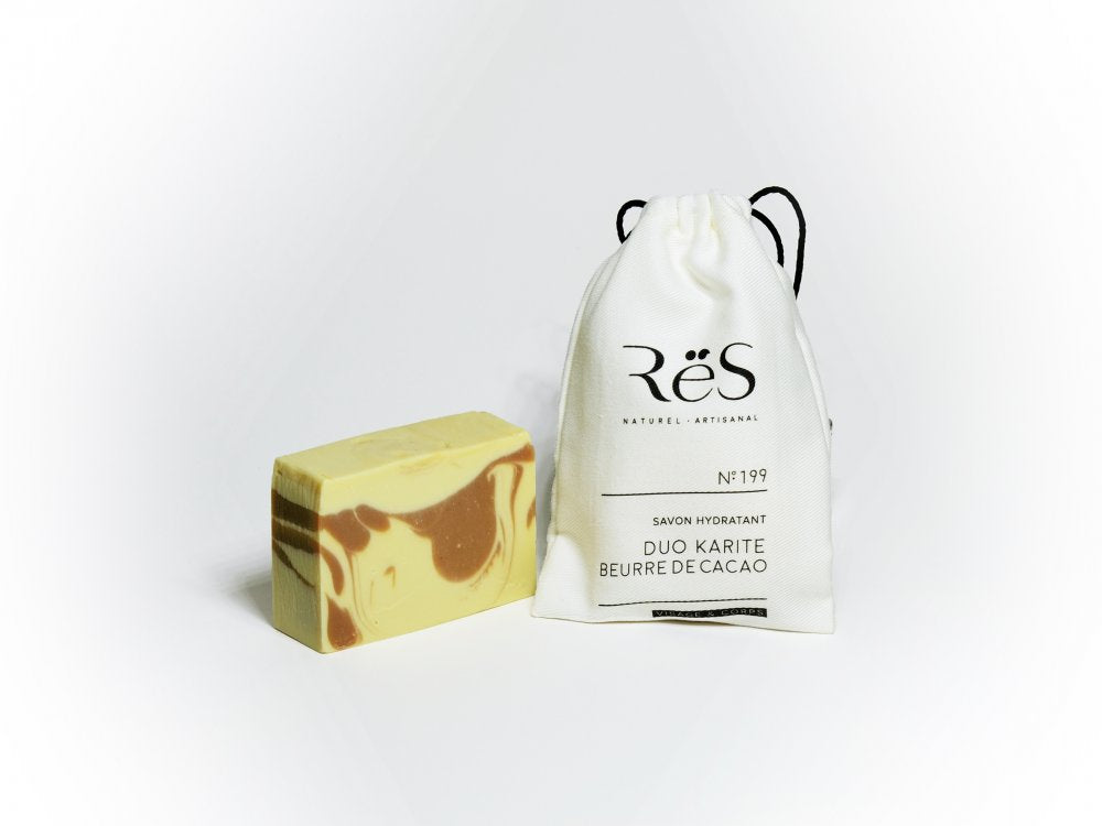 Res Natural Duo Cocoa Shea Butter Soap - No 199