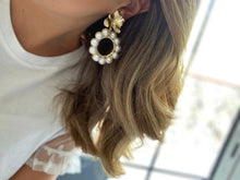 Load image into Gallery viewer, Zayn Camelia Earrings