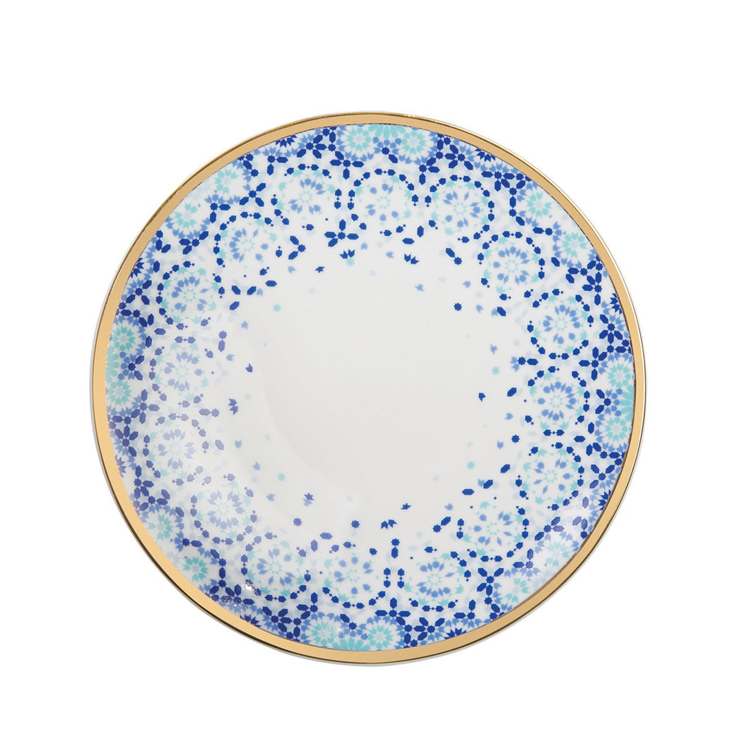 Silsal Mirrors Salad Plate