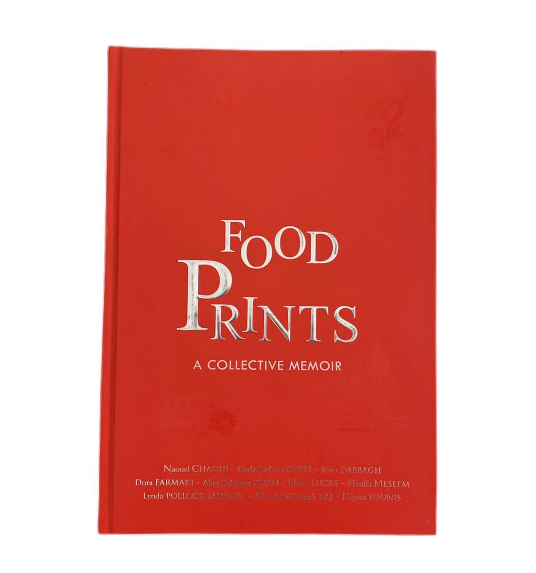 Food Prints Book