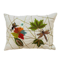 Load image into Gallery viewer, Bokja Ghassan's Garden Cushion - Small