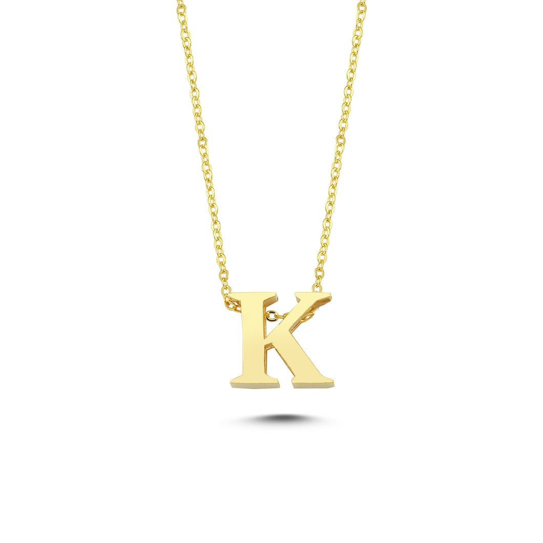 Sup Others Letter Necklace - K