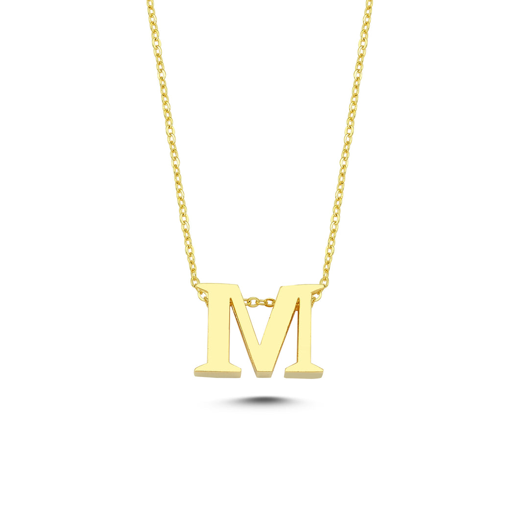 Sup Others Letter Necklace - M