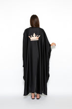 Load image into Gallery viewer, TET Black Downtown Kaftan