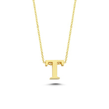 Load image into Gallery viewer, Sup Others Letter Necklace - T