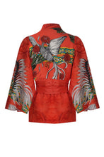 Load image into Gallery viewer, Jaquette Kimono Tokyo Blouse