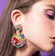Load image into Gallery viewer, Elsa O Big Rainbow L.E Earrings