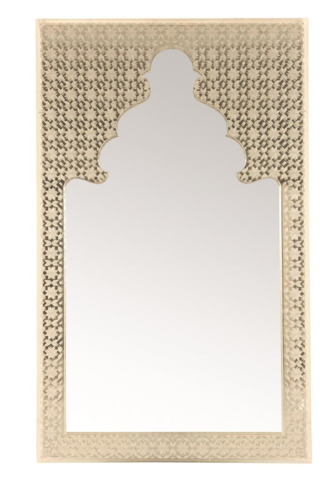 Nada Debs Arabian Nights Mirror - Mother of Pearl