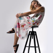Load image into Gallery viewer, Canava Design Floral Dress