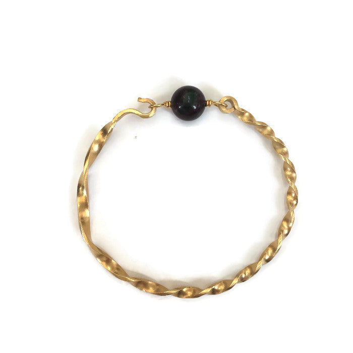 Nounzein National Museum Bracelet - Black