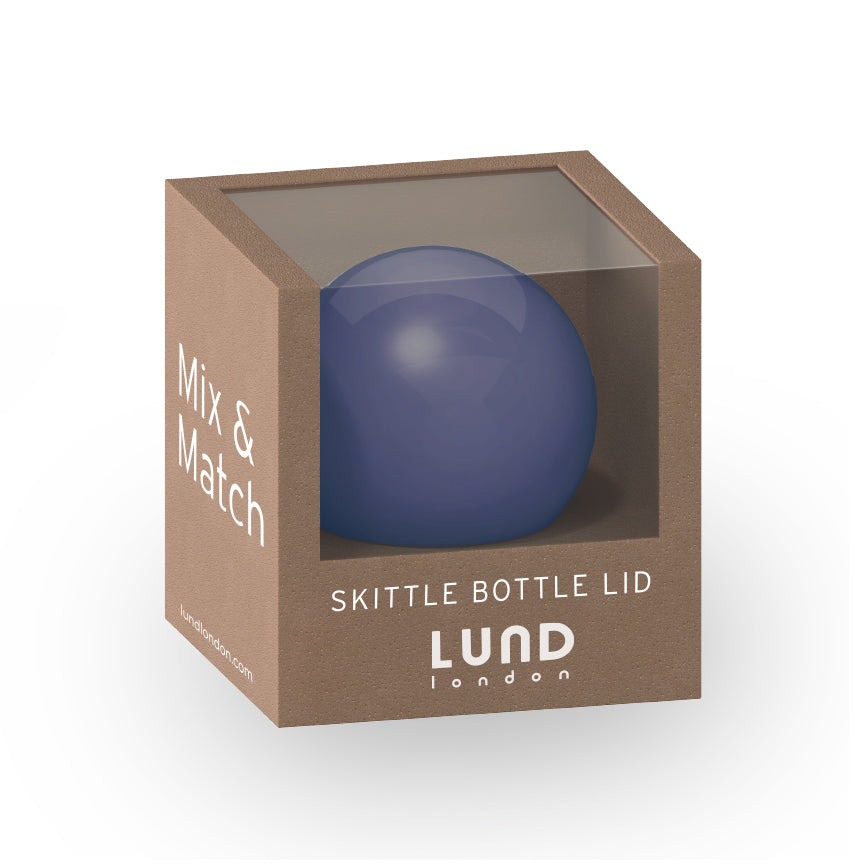 Lund London Skittle Bottle Lid - Navy