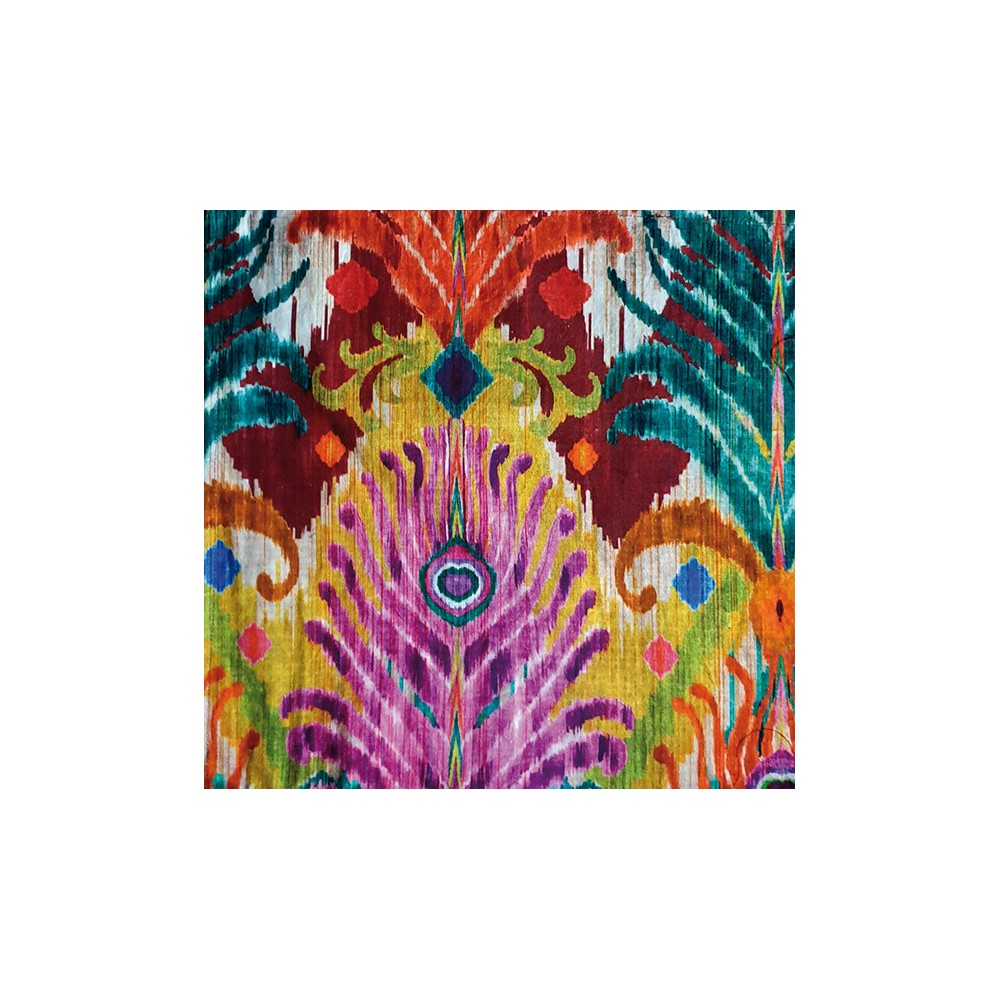 Les Ottomans x Matthew Williamson Napkin - Peacock