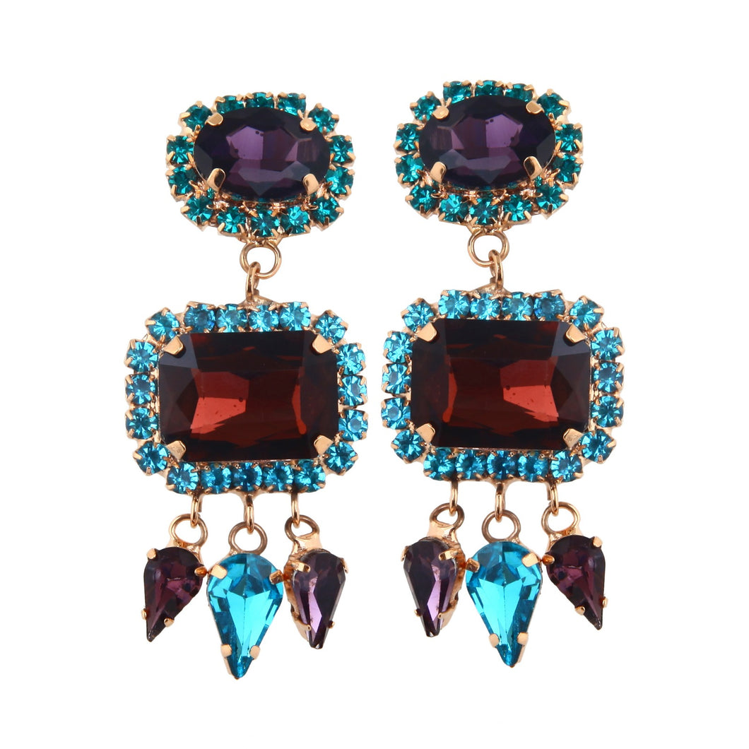 Nilly Jewelry Dream of the Tzars Earrings