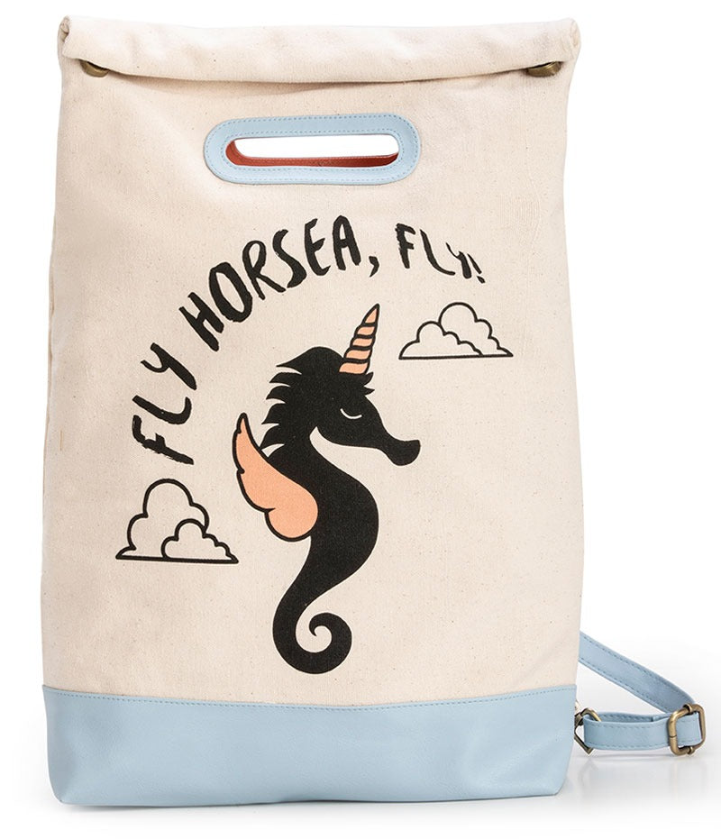 Standout Fly Horse Sea Backpack