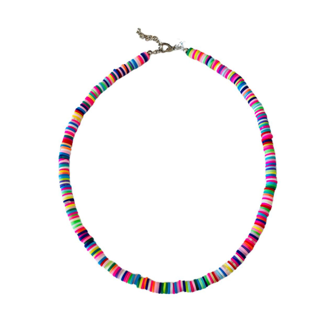 Surfer Necklace - Multicolor