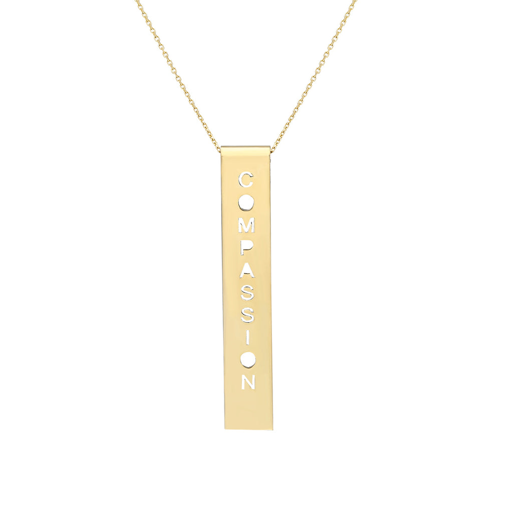 Salima Design Compassion Necklace