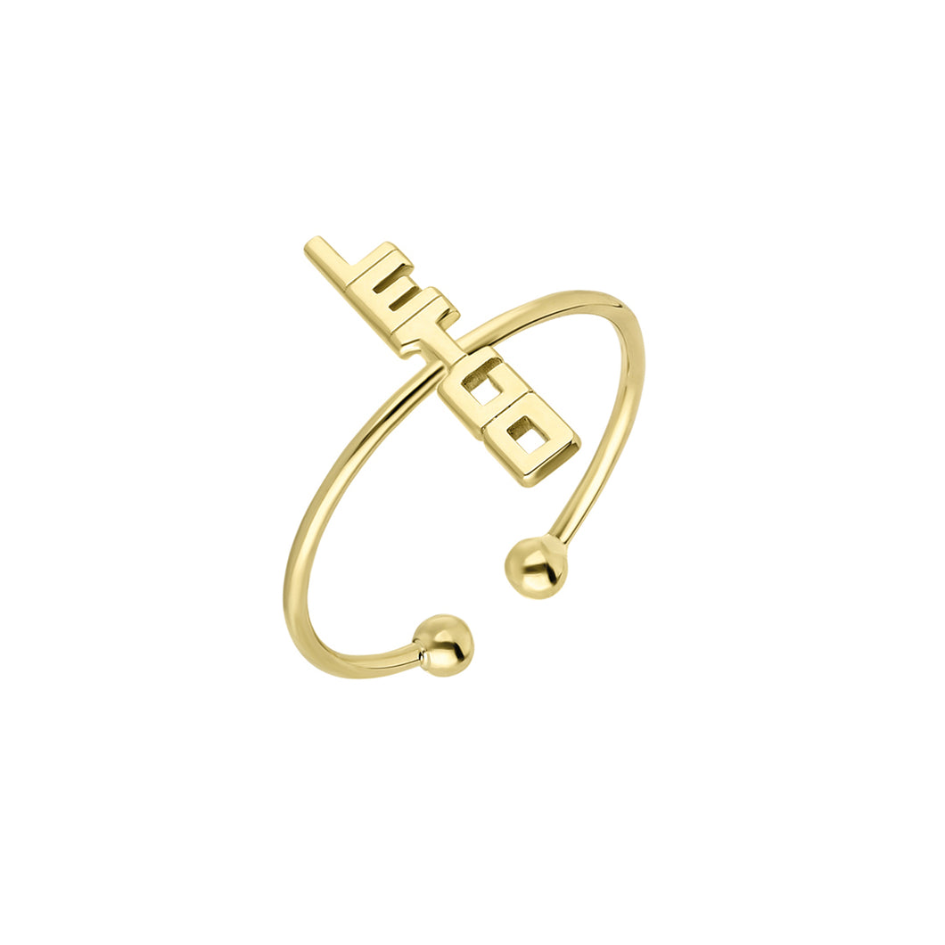 Salima Design Let Go Ring