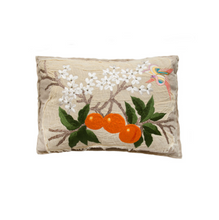 Load image into Gallery viewer, Bokja Orange Blossom Cushion