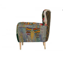 Load image into Gallery viewer, Bokja Mickey Verde Armchair