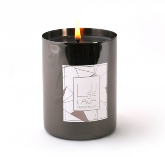 Lava Moments - Dreamy Nights Gunmetal Container