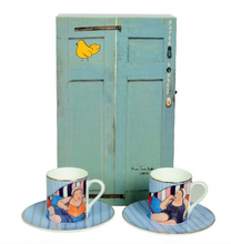 Load image into Gallery viewer, Zarina Saveurs de l'Orient Espresso Cups - Set of 6