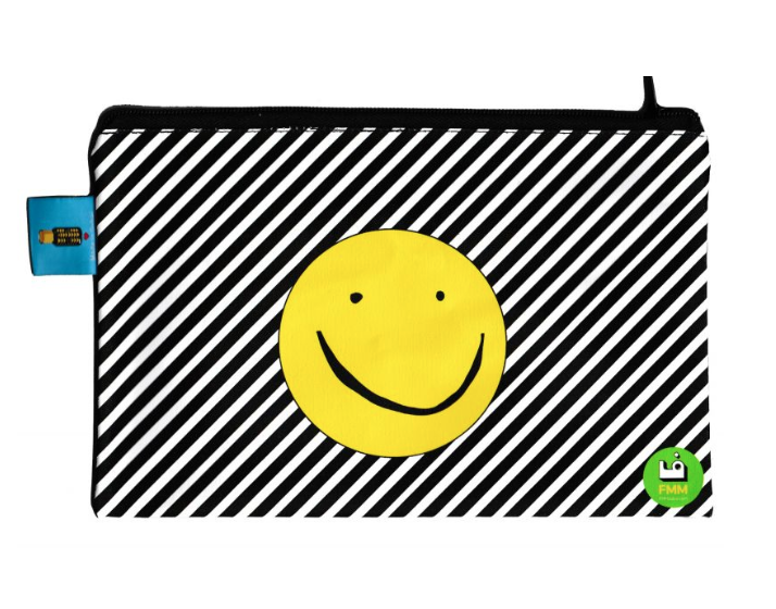FMM Smiley Pouch
