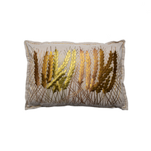 Load image into Gallery viewer, Bokja Golden Wheat Cushion