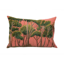 Load image into Gallery viewer, Bokja Bisri Forest Diptych L Cushion