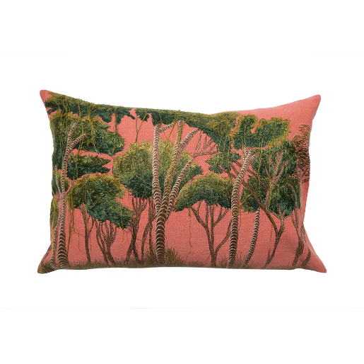 Bokja Bisri Forest Diptych L Cushion
