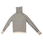 Lade das Bild in den Galerie-Viewer, Floor Rollkragenpullover striped