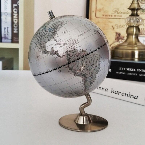 Boule Globe Terrestre Decoration