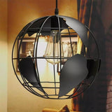 Globe Terrestre Suspension