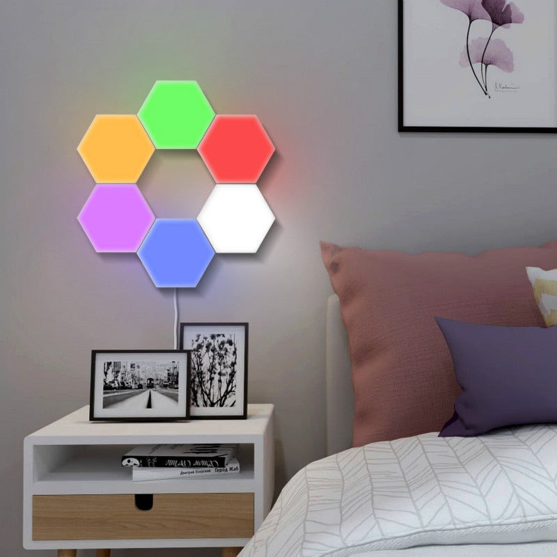 Quantum Light Touch Sensor Night Lights