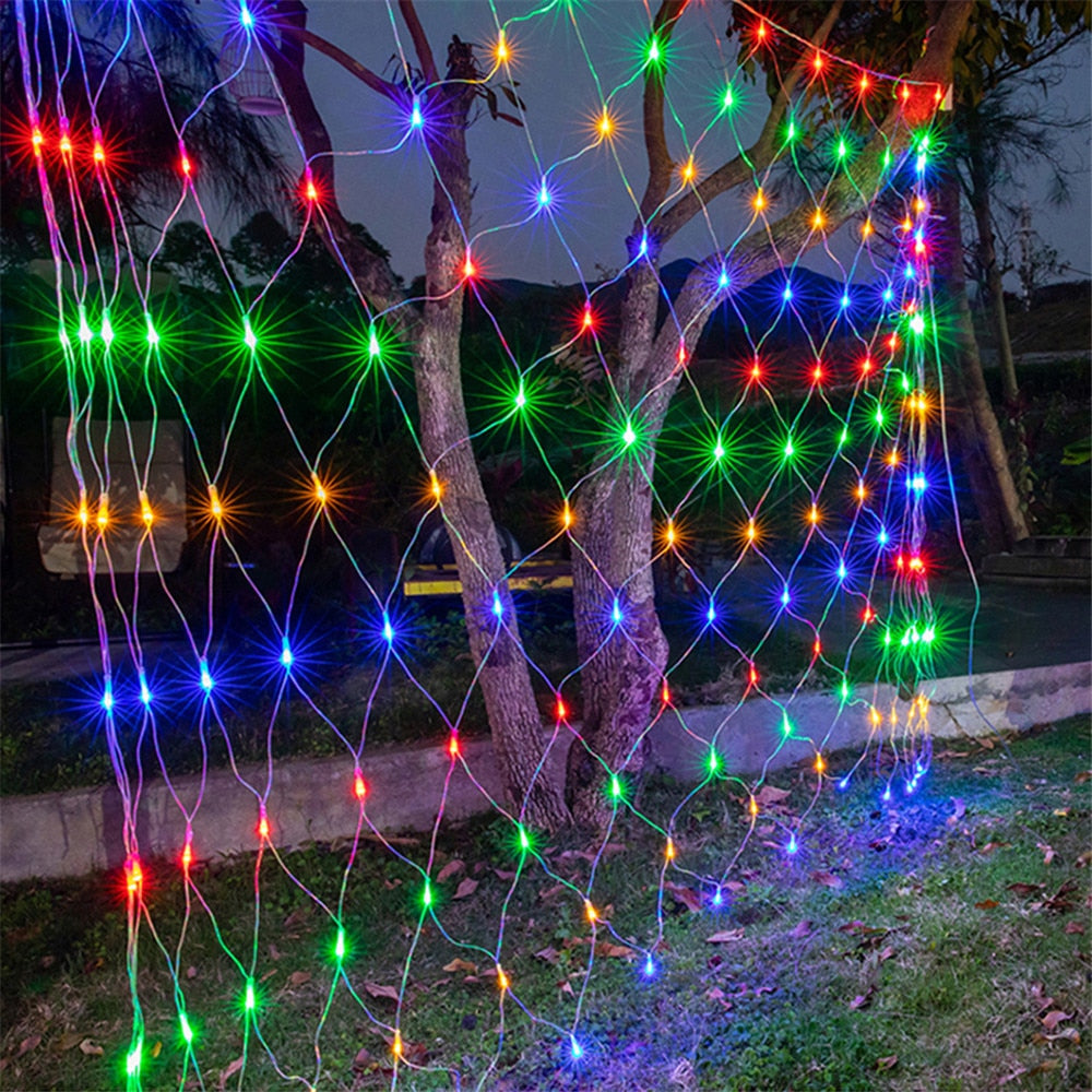 Mesh Fairy Lights