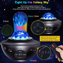 Load image into Gallery viewer, Astral Projection Galaxy Ocean Smart Light