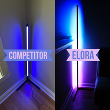 Load image into Gallery viewer, ELORA Dream Color LED Corner Light Stick Mood RGBIC