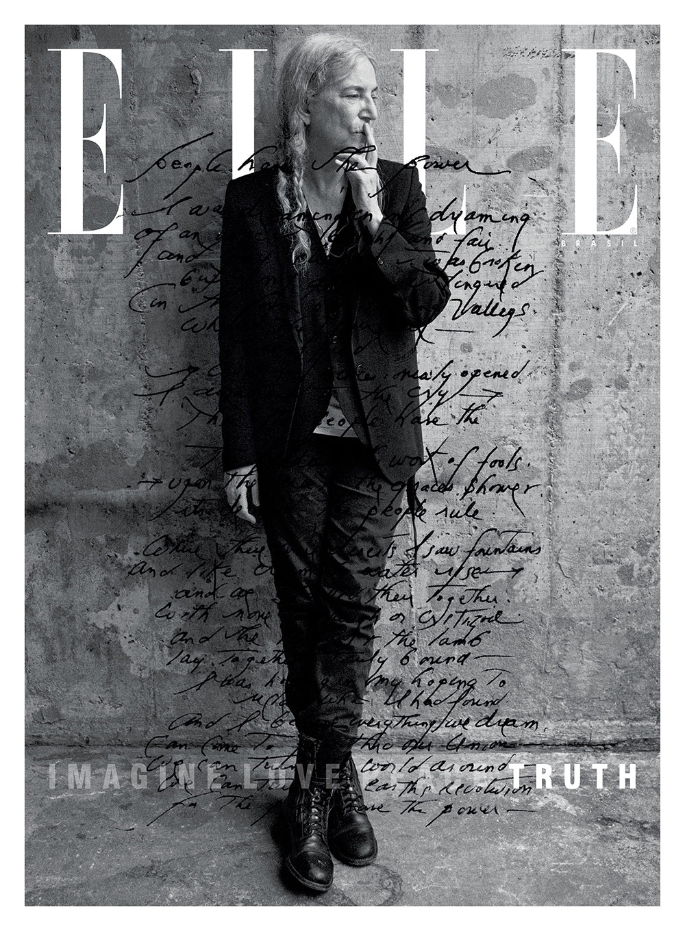 ELLE Impressa - Volume 2 - Capa Truth