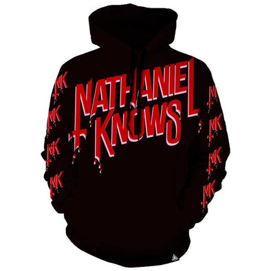 Set 4 Lyfe / Nathaniel Knows - NK ALL DAY HOODIE - Clothing Brand - Pullover Hoodie - SET4LYFE Apparel