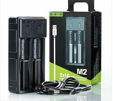 E-SYB M2 Smart Battery Charger, Portable