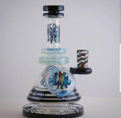 MICHAEL RAY GLASS Collab Sammy Flowers