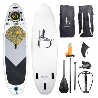 USS HS 2  Stand-Up Paddle Board package